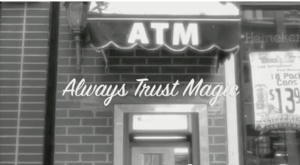 Always Trust Magic (Amy Krouse Rosenthal's image of ATM)