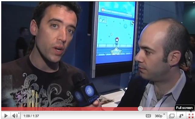 Scribblenauts interview screenshot
