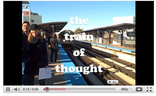 Mission Amy KR 48 Train of Thought