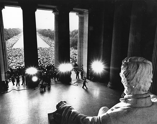PBS national parks Lincoln Memorial King 1963