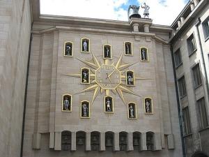 Beautiful Clock by J-eunit at Travelpod.com