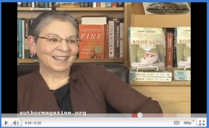 Nancy Pearl screen shot