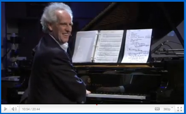 Benjamin Zander at TED: Music with Shining Eyes