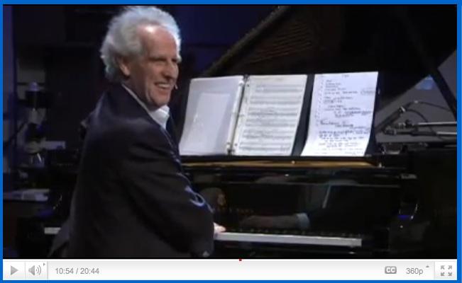 Benjamin Zander at TED: Music with Shining Eyes