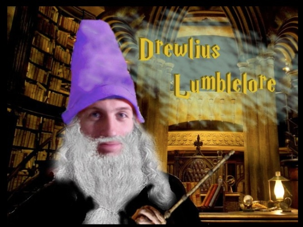 Drew Nichols as Drewlius Lumblelore