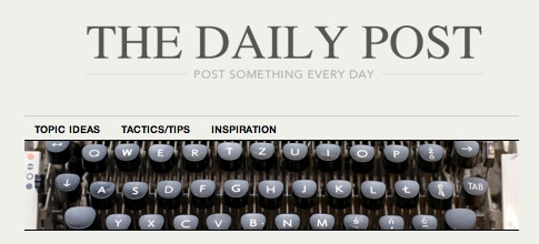 WordPress Daily Post