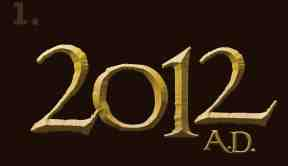 Design Corp Branding a New Year 2012: Return to Middle Earth version