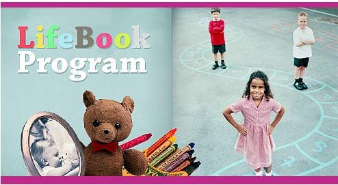 Life Book program Arizonans for Children