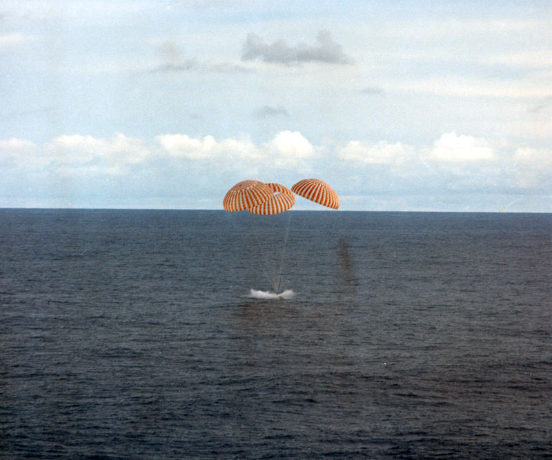 Apollo 13 Splashdown